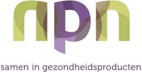 Natuur – en Gezondheidsproducten Nederland